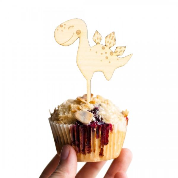 Cake Topper - Dino - Stegosaurus