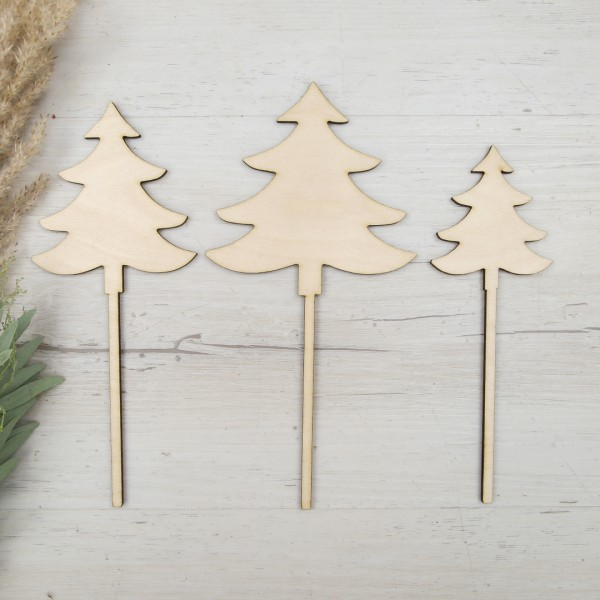 Lieblingsmotiv - Weihnachtsbaum Set - lang