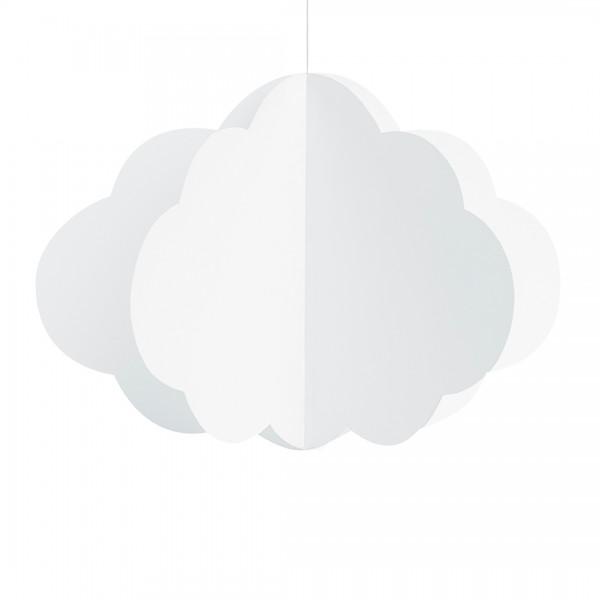 Wolken | Party Deko | Weiß 3 Stk.