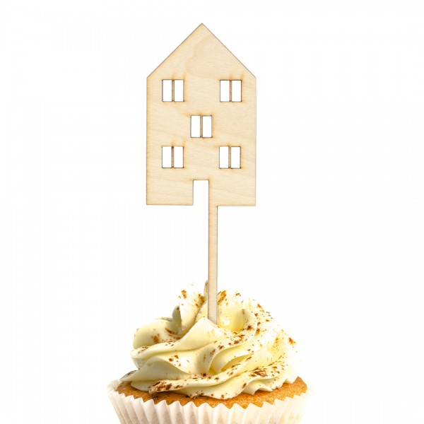 Cake Topper - Scandi Haus - Home