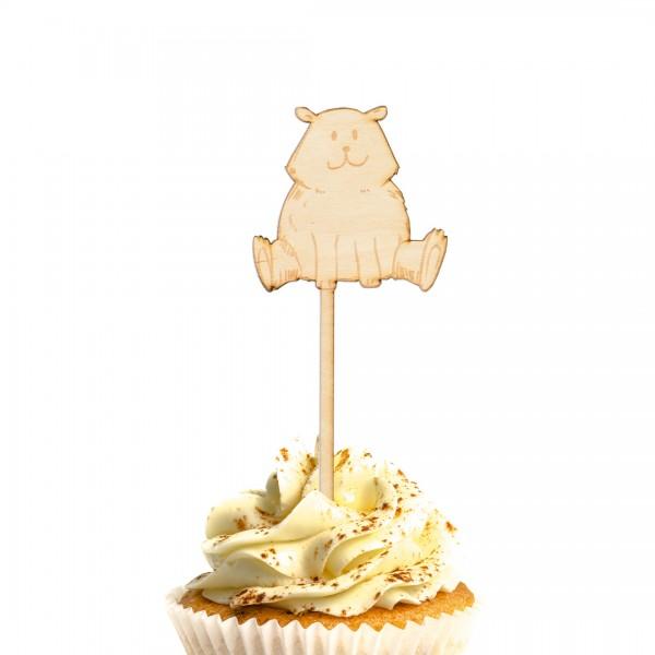 Cake Topper - Waldtiere - Bär