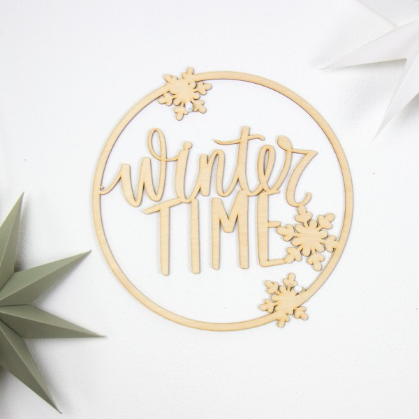 Holzkranz | Winter Time