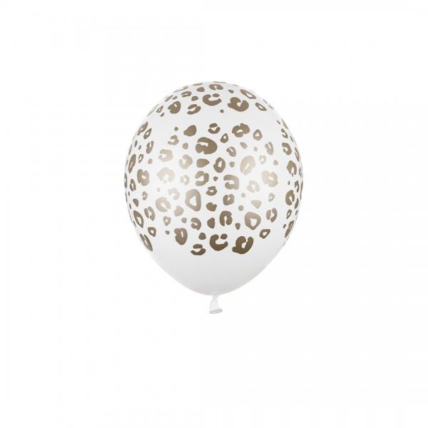 Luftballon mit Leopardenmuster