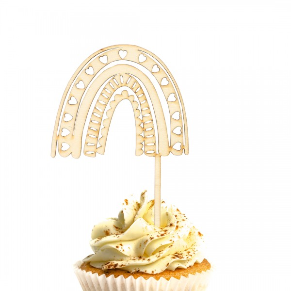 Cake Topper Regenbogen 1