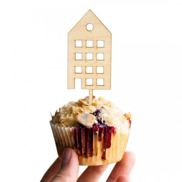 Cake Topper - Scandi Haus - Boho