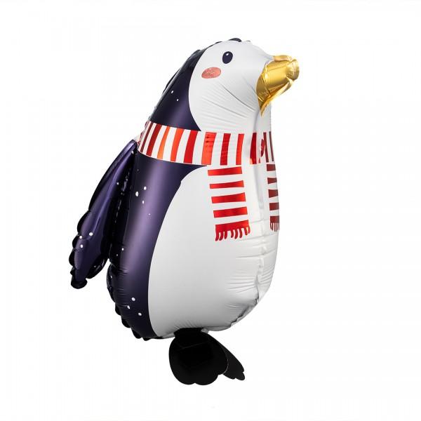 Folienballon | Party Deko | Pinguin | Weihnachten