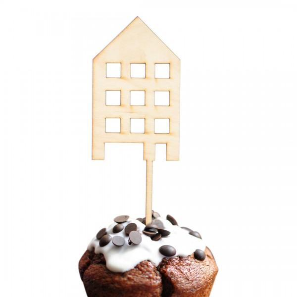 Cake Topper - Scandi Haus - Classic