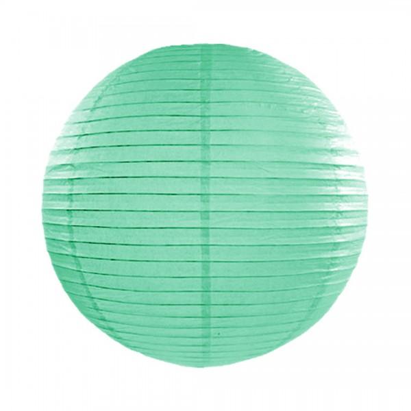 Lampion | Party Deko | Mint 35 cm