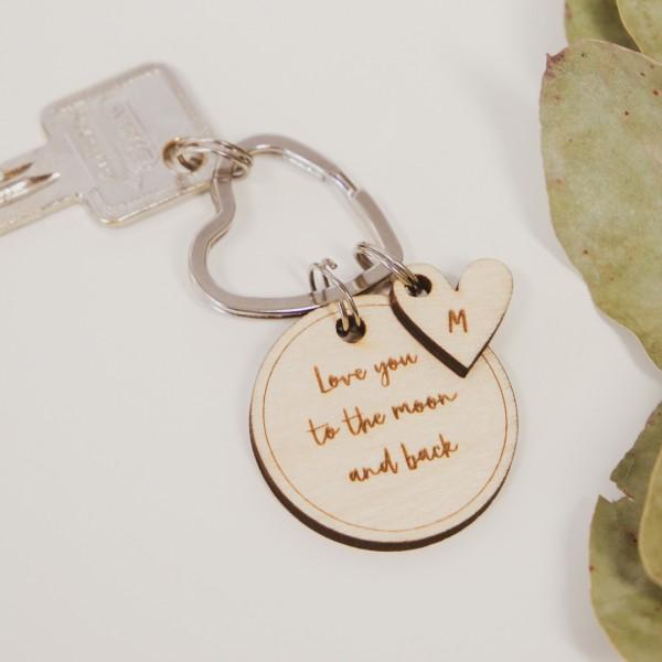 Dein Schlüsselanhänger | Wunschtext