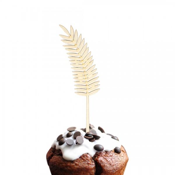 Cake Topper - Flora - Palme