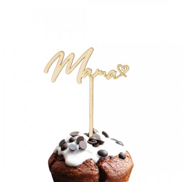 Cake Topper - Muttertag - Mama
