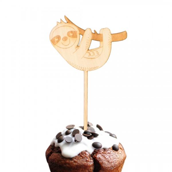 Cake Topper - Dschungel - Faultier