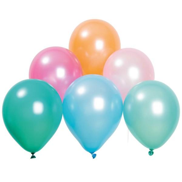 Luftballon Mix - Pastell