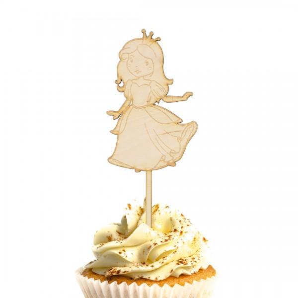 Cake Topper | Prinzessin